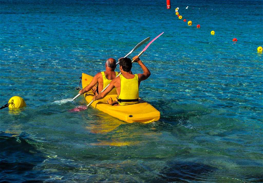 canoa Sardegna