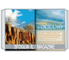 icona.mag 39 SOUTH AUSTRALIA Outback e Oceano