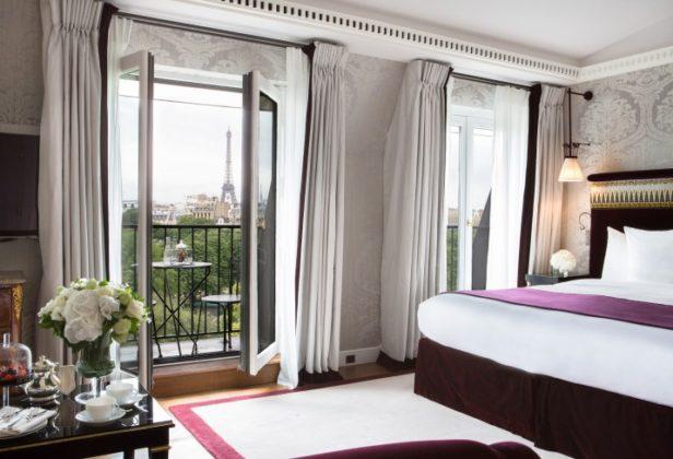La Réserve Hotel and Spa, Parigi, Francia