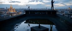 Mosca dall'alto. Rudex la nuova moda di scalare gli edifici
