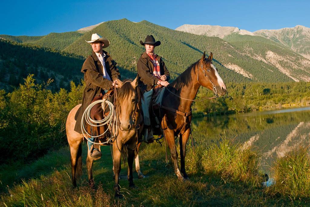 Colorado-a-cavallo