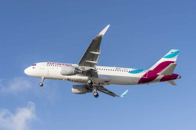 aereo eurowings