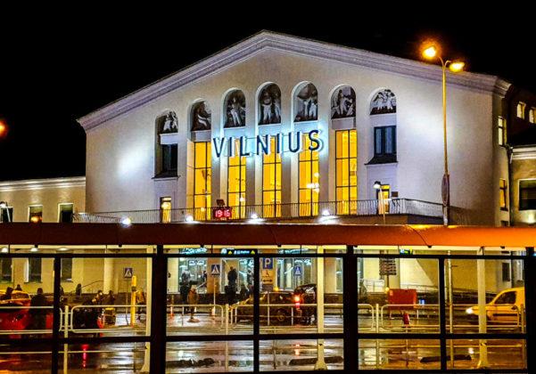 Aeroporto di Vilnius