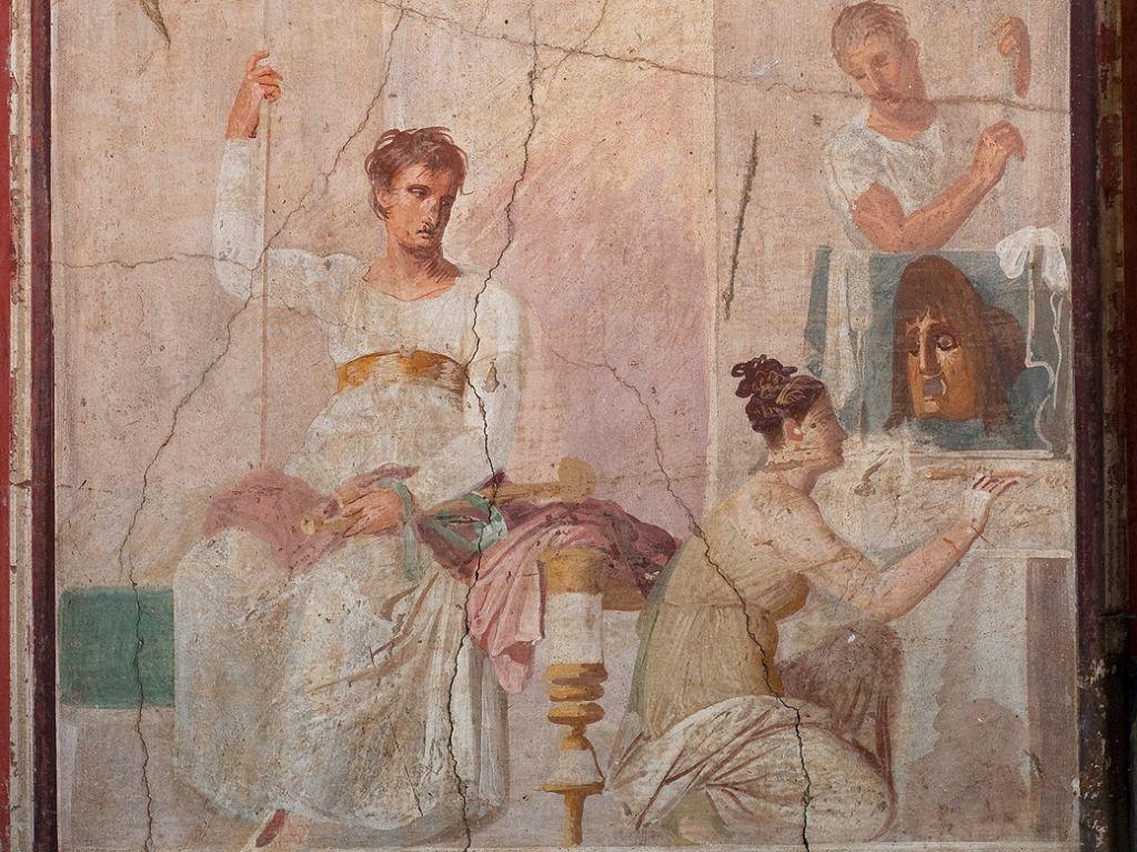 affreschi pompei