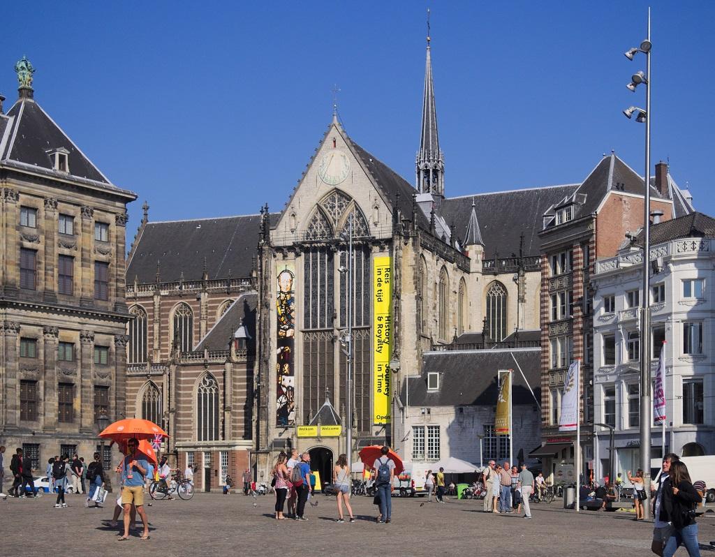 Chiesa Nuova, Amsterdam