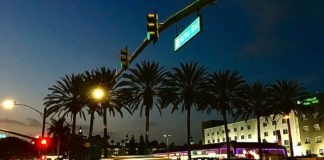 Anaheim-harbour-road