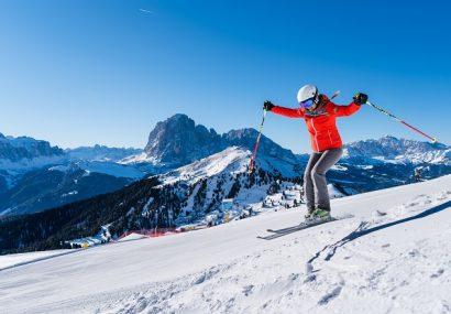 Vivere la montagna in inverno, Alta Badia e Val Gardena