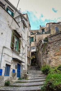 Salita del Petraio, Napoli.