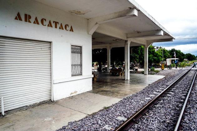 colombia-Aracataca-Stazione-del-treno
