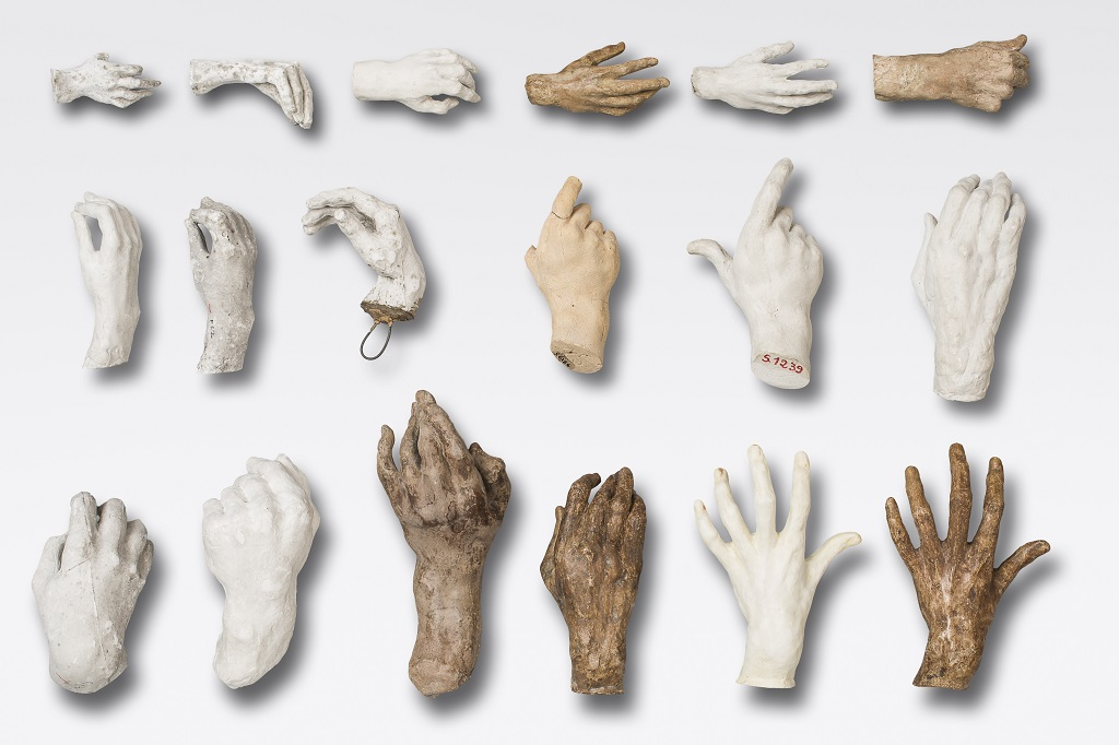 Auguste Rodin -Limbs, Circa 1880–1917