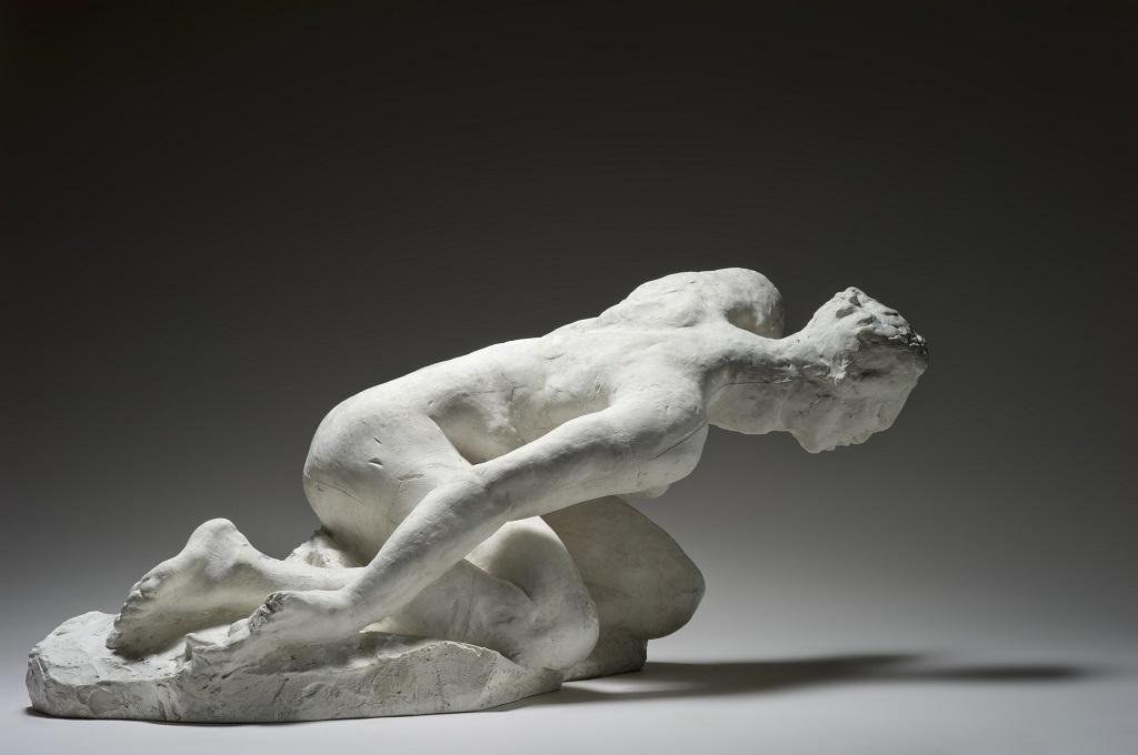 Auguste Rodin - The Tragic Muse