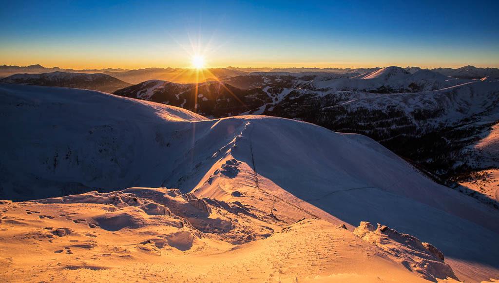 Inverno in Carinzia