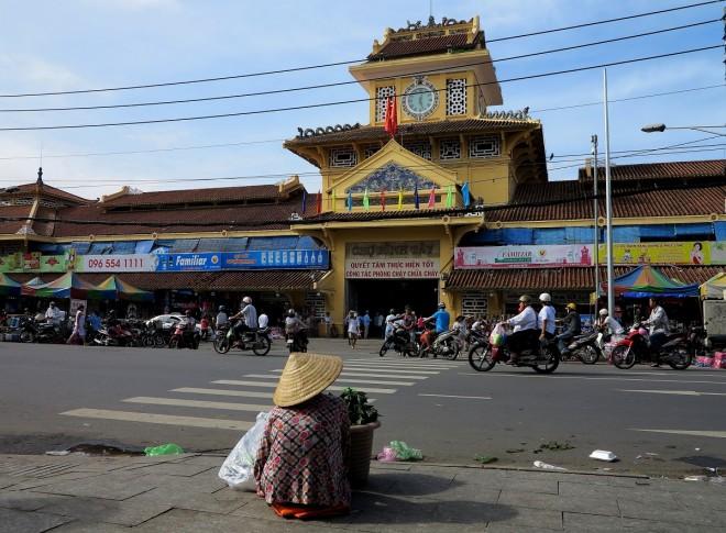 Bình Tây Market
