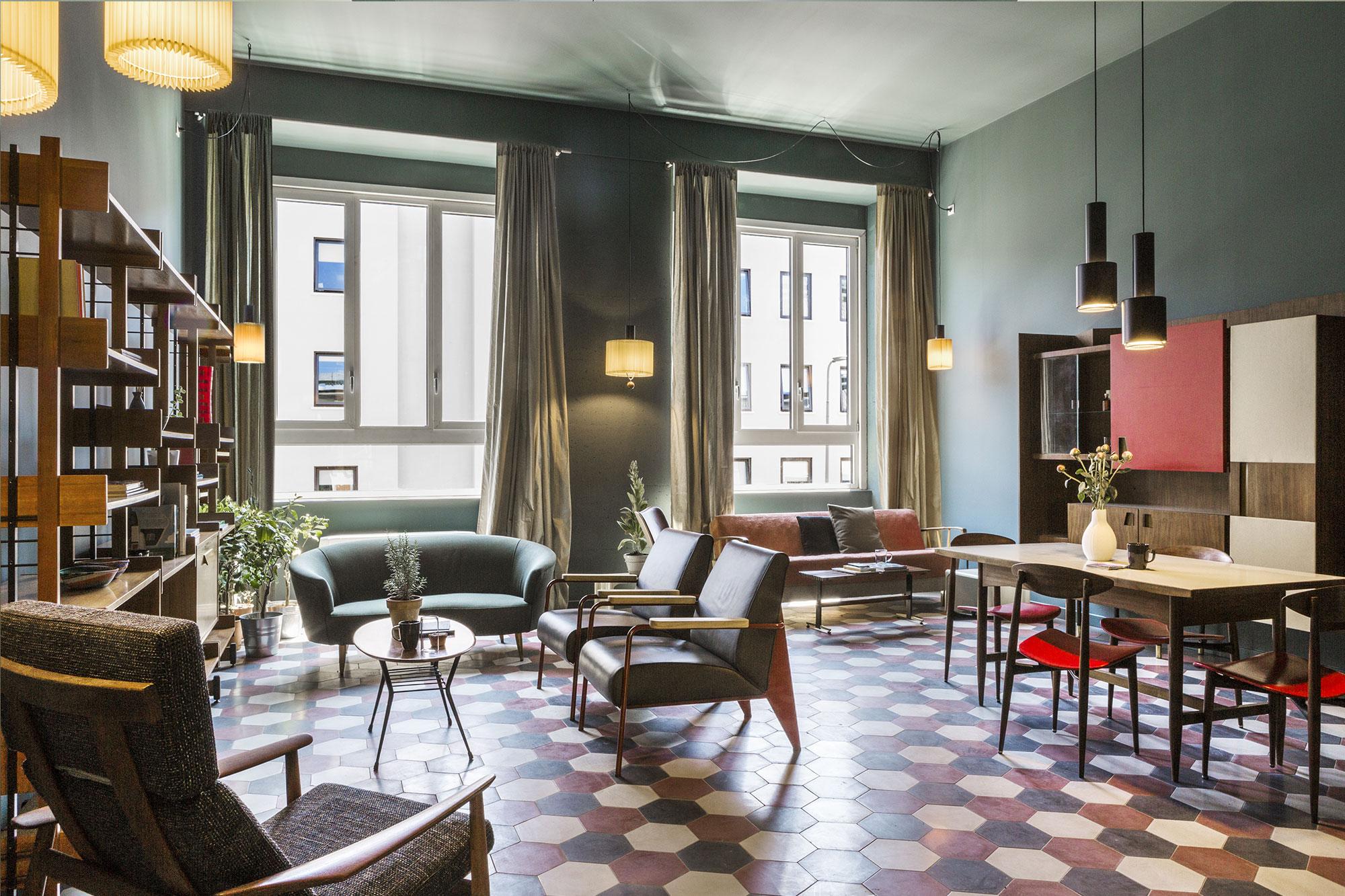 casabase, Milano. Foto Serena Eller