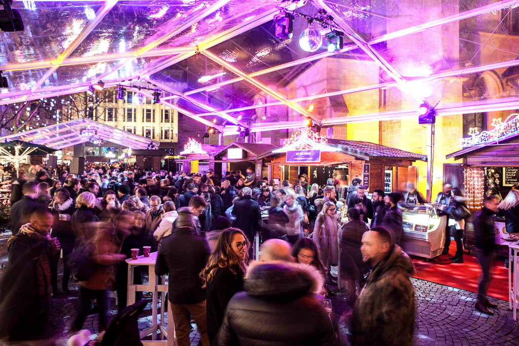 Losanna mercato coperto