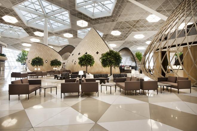 Baku-Heydar Aliyev International Airport