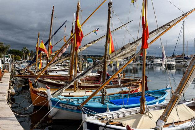 Francia-Dipartimento del Var-Il porto di Bandol