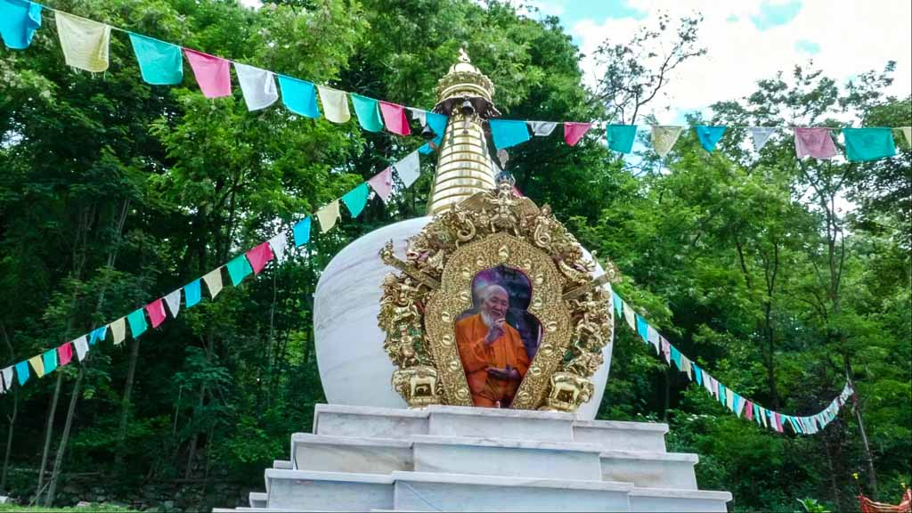 centro meditazione buddista