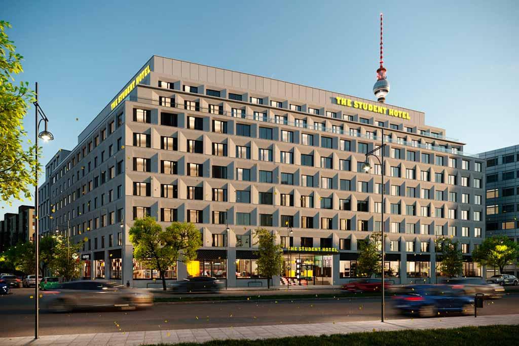 Berlino The Student Hotel