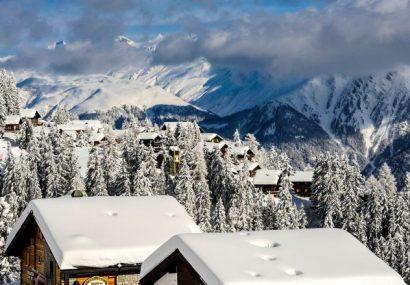 Aletsch: il gigante bianco