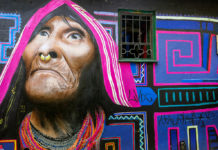 Bogotá-Graffiti