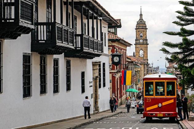 Bogotá, La Candelaria