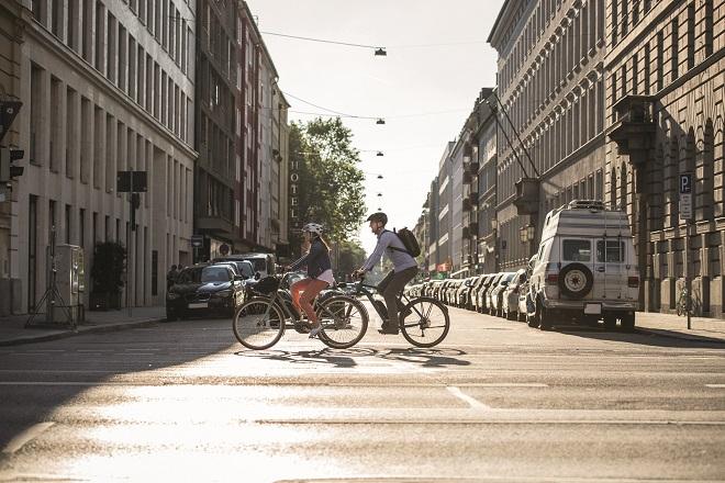 Bosch-eBike BikeUP