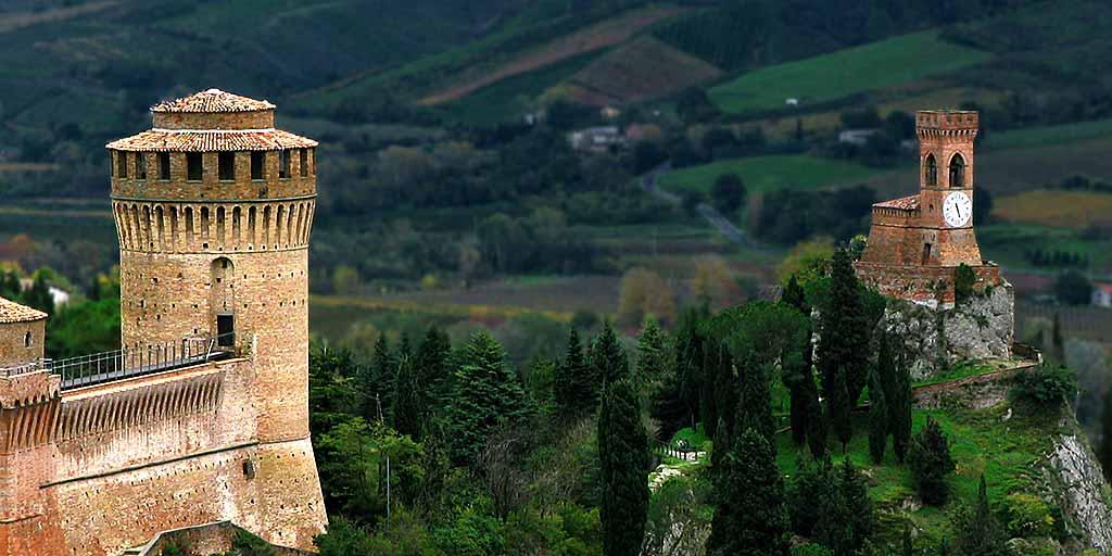 Brisighella-castello