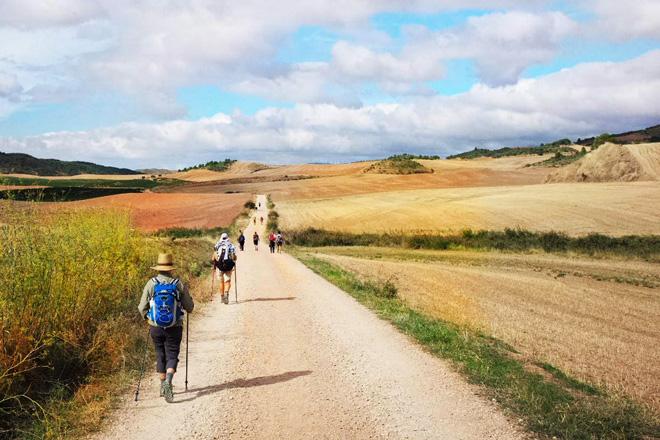 Cammino di Santiago Mudec