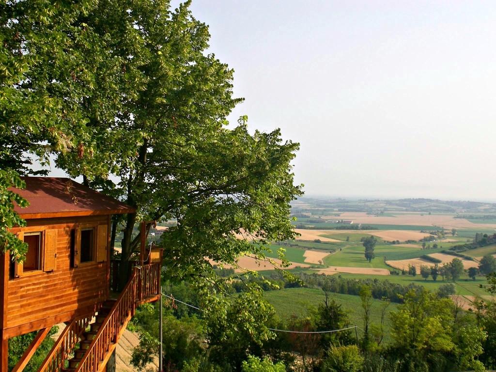 Treehotel dormire in una casa sull 39 albero in svezia - Casa sull albero progetto ...