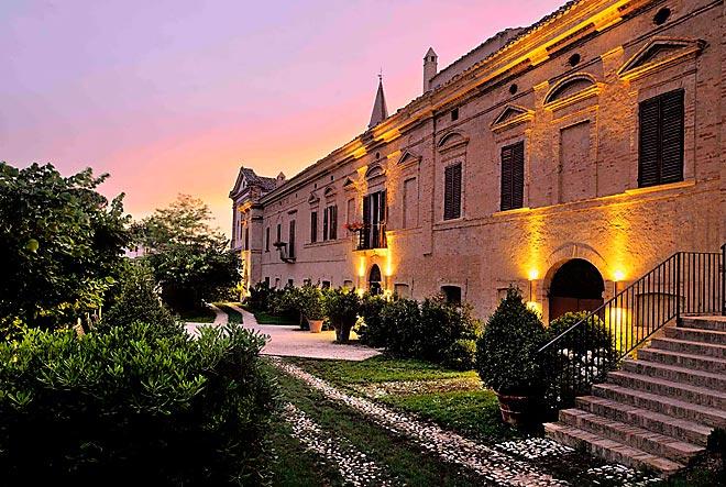 Castello di Semivicoli Abruzzo