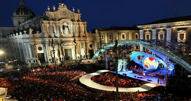 Capodanno a Catania