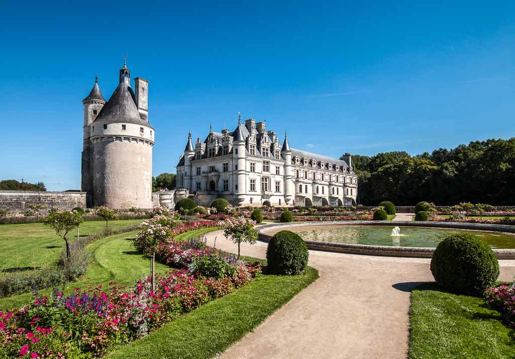 francia-loira-Castello-Chenonceau