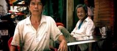 Sulla riva ovest del fiume Saigon