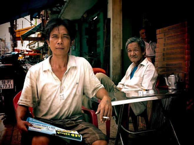 Cho Lon - volti 2