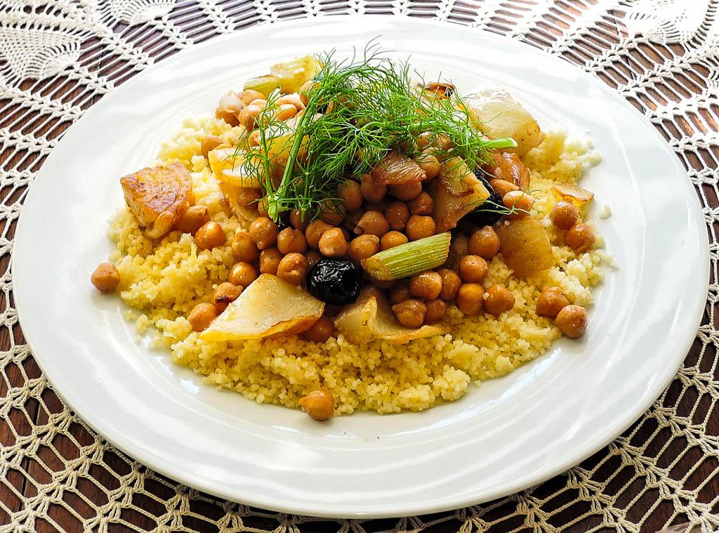 Cous-cous-marocco