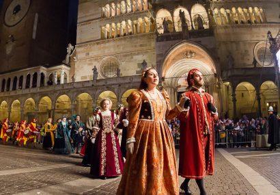 Cremona, nove giorni di festa del torrone