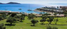 Vacanze a Creta: tra il blu del mare e il green del golf