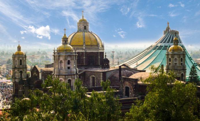 BasÌlica di Guadalupe città del messico