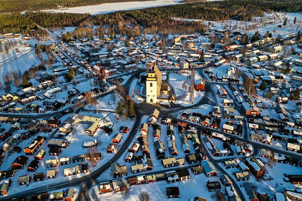 Lapponia-svedese-Nederluleå