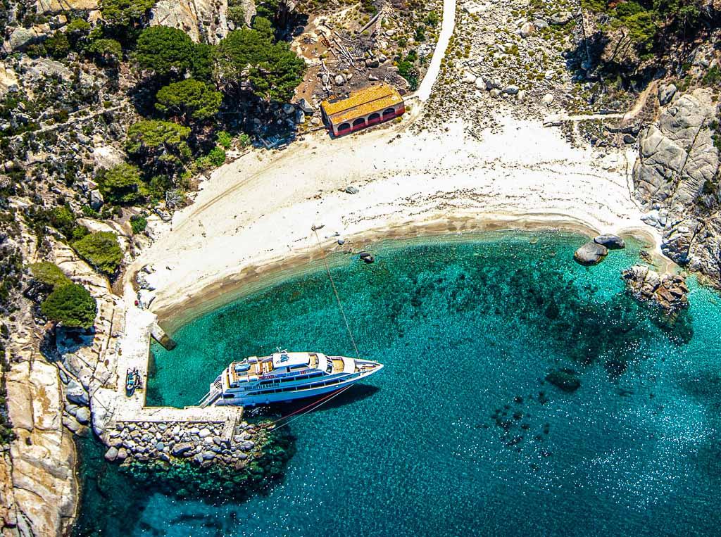 Isola di Montecristo ©Emanuele Bastoni