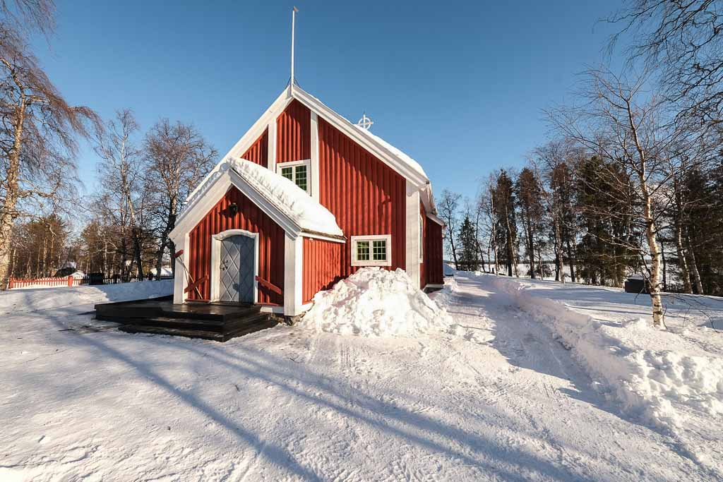 Lapponia-svedese-Jukkasjärvi