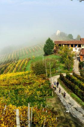 Percorso storico naturalistico, astigiano, Italia