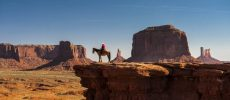 Arizona e New Mexico come in un American Movie