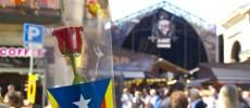 Barcellona: rose, libri e amore