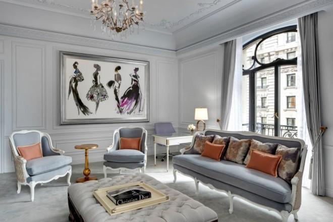 Dior Suite_St Regis