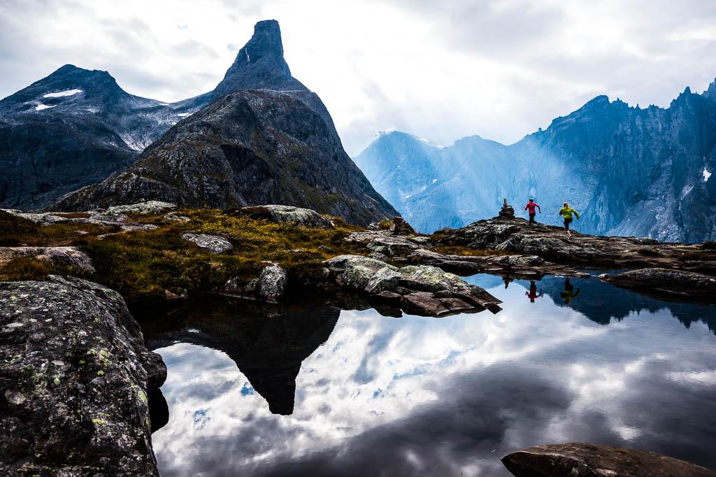 Trekking Liflefjellet