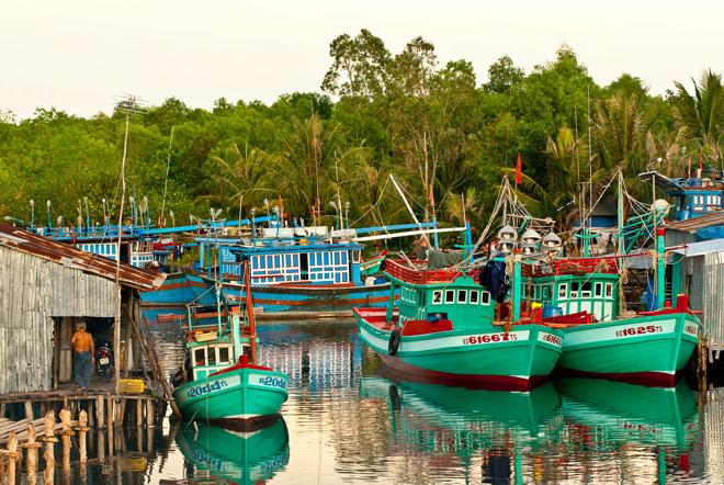 Ecoturismo-Vietnam
