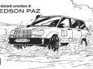 Dal viaggio nella vita al viaggio nel fumetto: Edson in Sudamerica