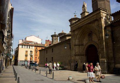 El Gancho, il quartiere multietnico di Saragozza